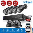 SANNCE 8CH 1080N HD TVI DVR IR CCTV Security camera System 7