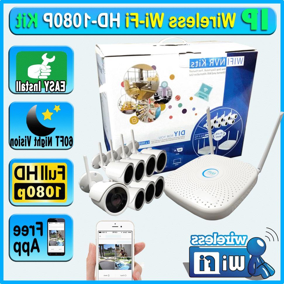 8ch 2mp 1080p hd wireless wifi ip