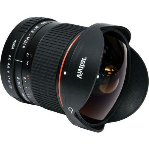 Vivitar Aspherical Lens Nikon D3500