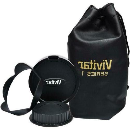 Vivitar 8mm f/3.5 Aspherical Fisheye Lens for Nikon SLR
