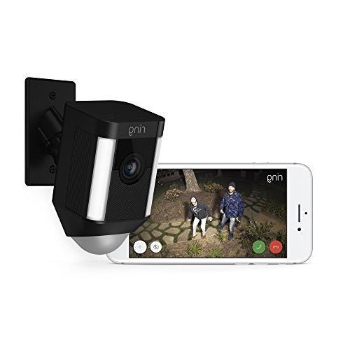 Ring Spotlight Mount HD Security