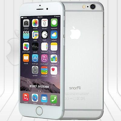 Apple Iphone 6  Network UNLOCKED PHONE 4G LTE Apple IOS HD S