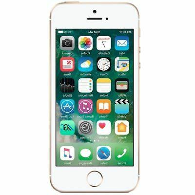 "Apple iPhone SE  Network Unlocked Phone 12MP LTE 4"" HD iOS -"