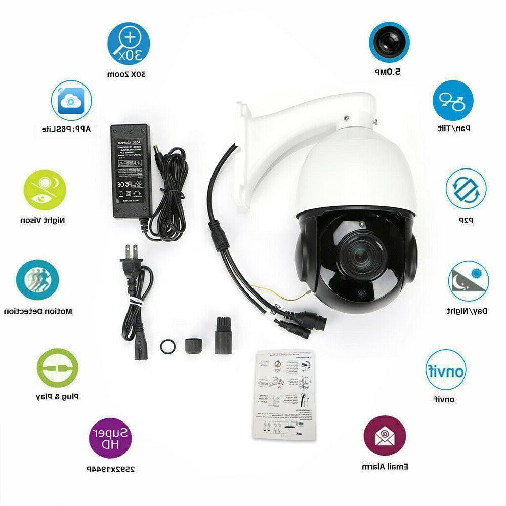 Built-in PTZ Camera Pan/Tilt Zoom Dome Cameras