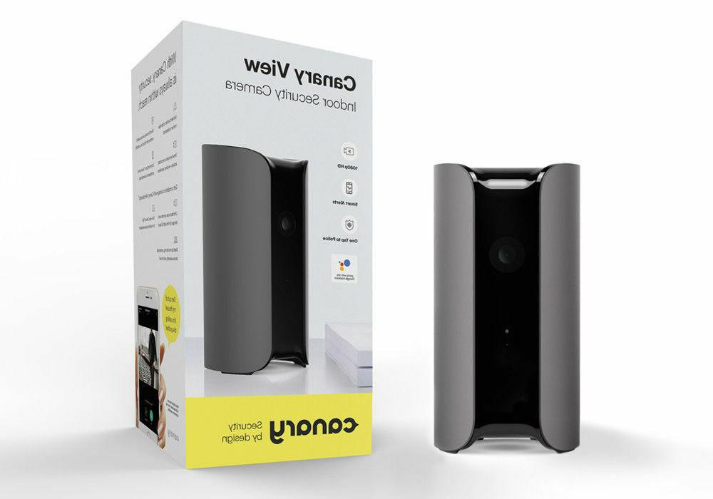 Canary View Indoor Security Camera
