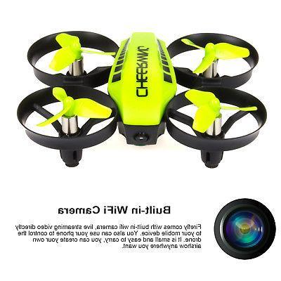 Cheerwing Mini Quadcopter Drone Altitude Green