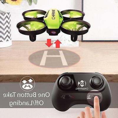 Quadcopter Wifi FPV Altitude Green