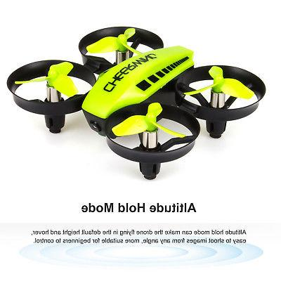 Cheerwing CW10 Quadcopter Wifi FPV Drone Altitude Hold Camera Green