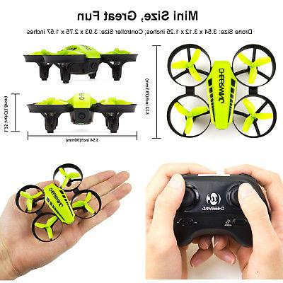 Cheerwing Quadcopter Green