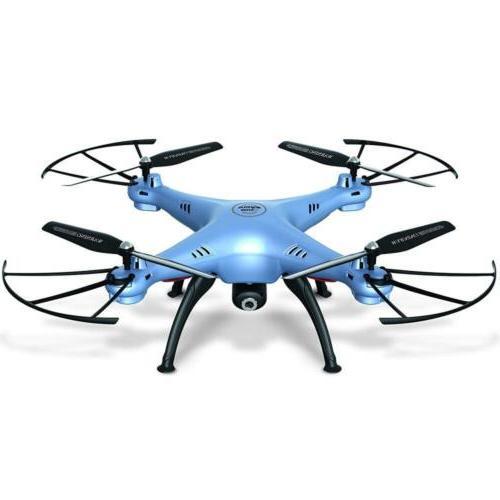 Cheerwing Syma X5HW-I Wifi FPV Drone with HD Camera Live Vid