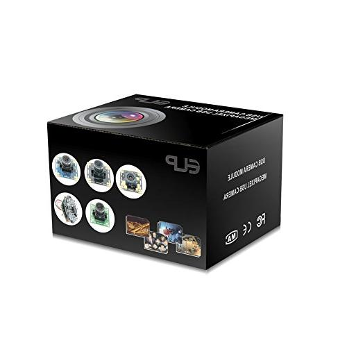 ELP 2.1mm Lens 1080p Hd Free Driver Module ,2.0 Camera,for Linux Windows Android Mac Os