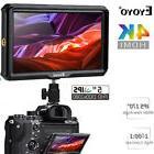 "Eyoyo 5"" 4K HDMI HD Camera-top Monitor 1920x1080 IPS For Gim"