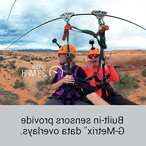 Garmin VIRB 360-degree 5.7K/30fps to Resolution