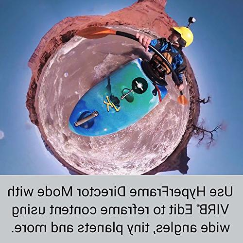 Garmin VIRB 360-degree 1-Click to