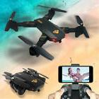Global Drone WiFi FPV 1080P HD 2MP Camera GPS Foldable Quadc
