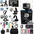 GoPro Hero6 Black 4K Ultra HD Camera + 9PC Filter Kit Set &