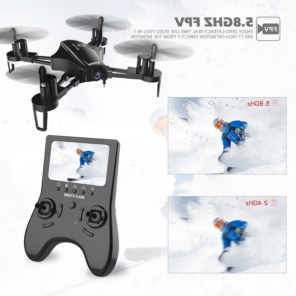 Holy Stone HS230 Storm Racing Drone with FOV Camera Video
