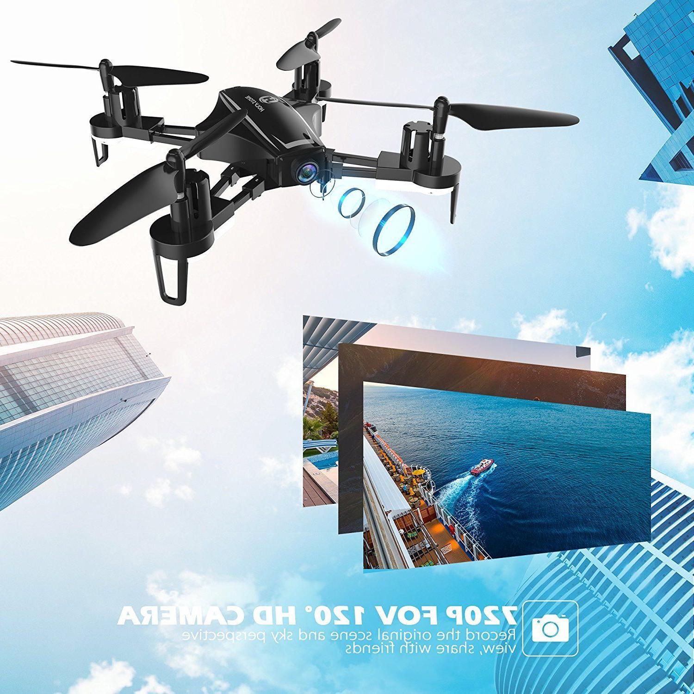 Holy Stone FPV RC Drone FOV LCD 3 Battery