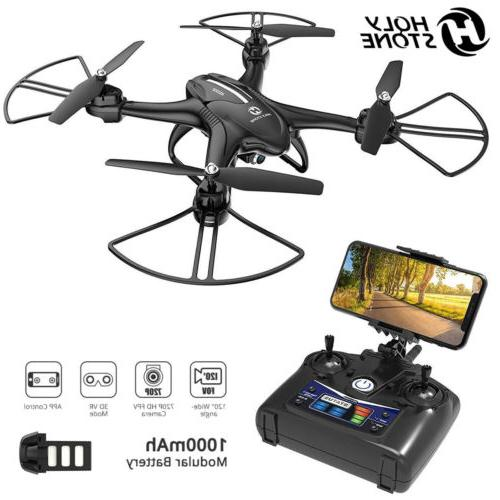 Holy Stone HS230 RC Storm Racing Drone 5.8GHz with FOV 720P