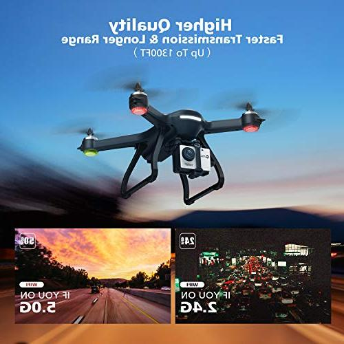 Drone GPS Home, Quadcopter with Motor, Me, 5G Compatible with