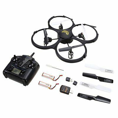 Holy Stone U818A Drone with 720P HD Camera 2.4 GHz 6-Axis gy