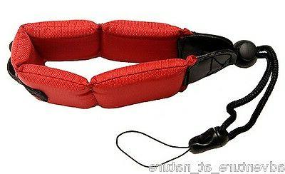 INTOVA SP1 Sport HD Camera Floating Strap Red Quick Release