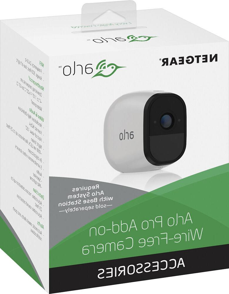 *NEW* Arlo Free Security White