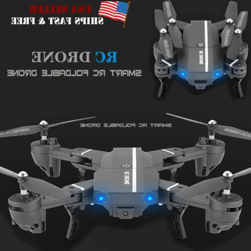 Nano 8807W Foldable With Wifi FPV HD Camera 2.4G 6-Axis RC Q