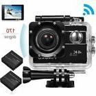 PINGKO Ultra HD 4K Waterproof Sport Action Camera,SONY Senso