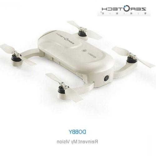 Pocket Selfie Drone FPV With 4K HD Camera and 3-Axis Gimbal