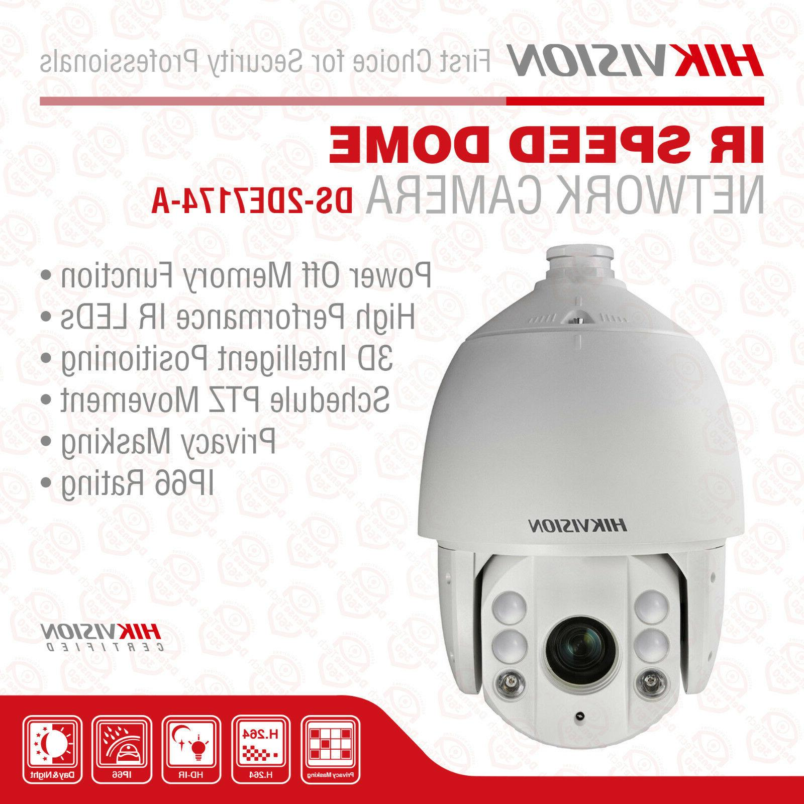 Hikvision DS-2DE7174-A Smart IP PTZ Network HD Camera 1.3M,