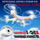 SYMA X5C-1 Explorers 2.4GHz 4CH 6-Axis Gyro RC Quadcopter Dr