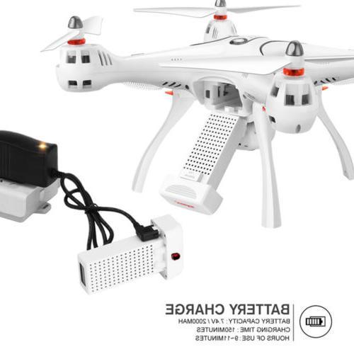 SYMA with FPV Key Return Quadcopter