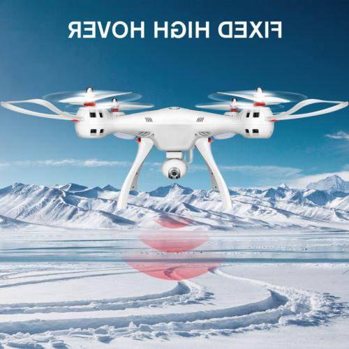 SYMA X8PRO with WIFI Camera FPV One Key Return Quadcopter