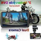 Sale HD Dual Cameras Car Dash Cam Motorcycle DVR Waterproof