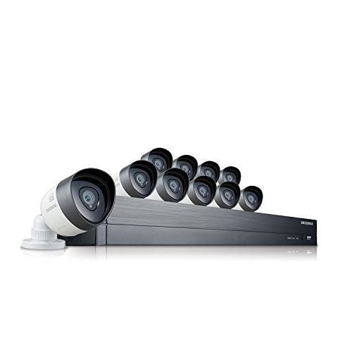 Samsung SDH-C75100BN 16 Channel 1080p Full HD DVR Video Secu