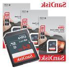 SanDisk 16GB 32GB 64GB Ultra Class 10 UHS-I SD 48MB/s SGHC /