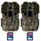 Stealth Cam AT&T Wireless 4G LTE 22 MP Trail HD Cameras + 16