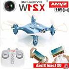 Syma X21W Wifi FPV Mini Drone HD Camera Live Video LED Nano
