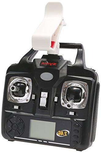 Syma 4CH 6-Axis Gyro RC Headless Quadcopter HD Camera
