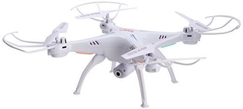 Syma 4CH 6-Axis Gyro Headless Quadcopter 0.3MP