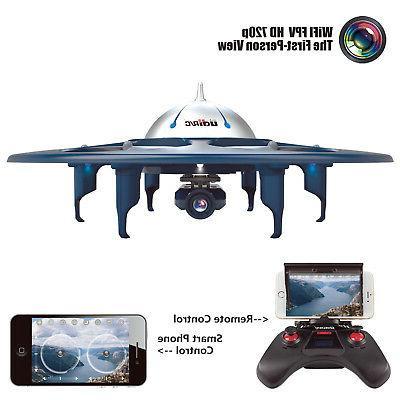 UDI U845 WiFi FPV RC Quadcopter Drone With HD Camera Altitud
