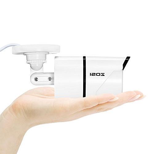 ZOSI HD-TVI 1280TVL Security Cameras to