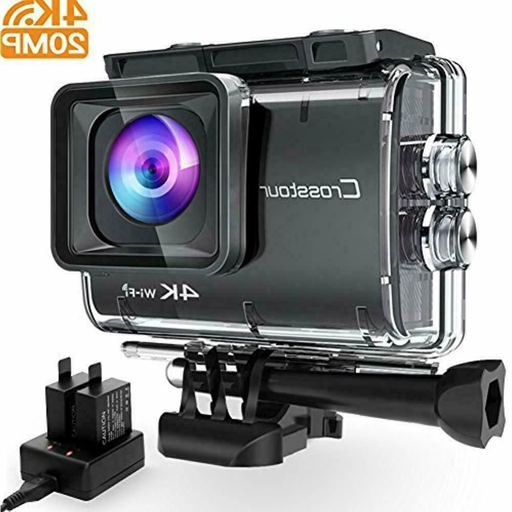 action real wifi underwater cam