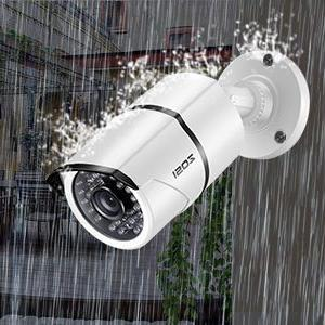 ZOSI 4 Pack HD-TVI 1280TVL Cameras KitNight to 100FT