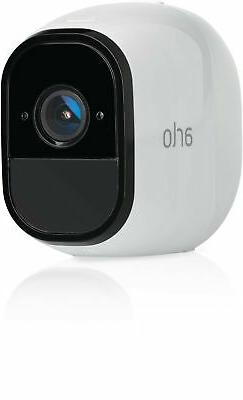 Arlo Pro Security Camera - Add-on Rechargeable Wire-Free HD