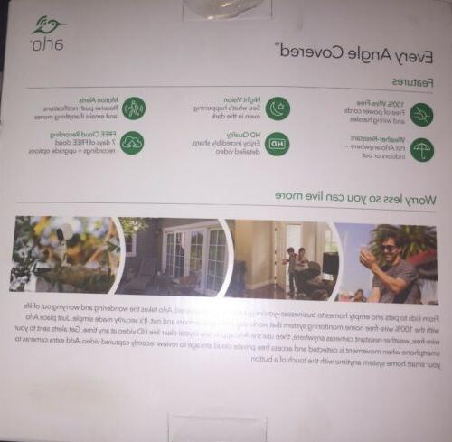 Arlo Security 3 HD - Night - NEW!