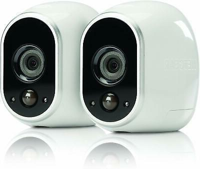 Arlo Security HD Camera System Free Indoor/Outdoor Kit