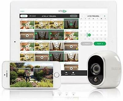 Arlo Smart HD Camera Free Indoor/Outdoor Kit