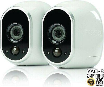 arlo smart security 2 hd camera system